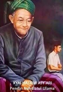 Mengenal Sosok Kyai Hasyim Asy'ari Pendiri Nahdlatul Ulama