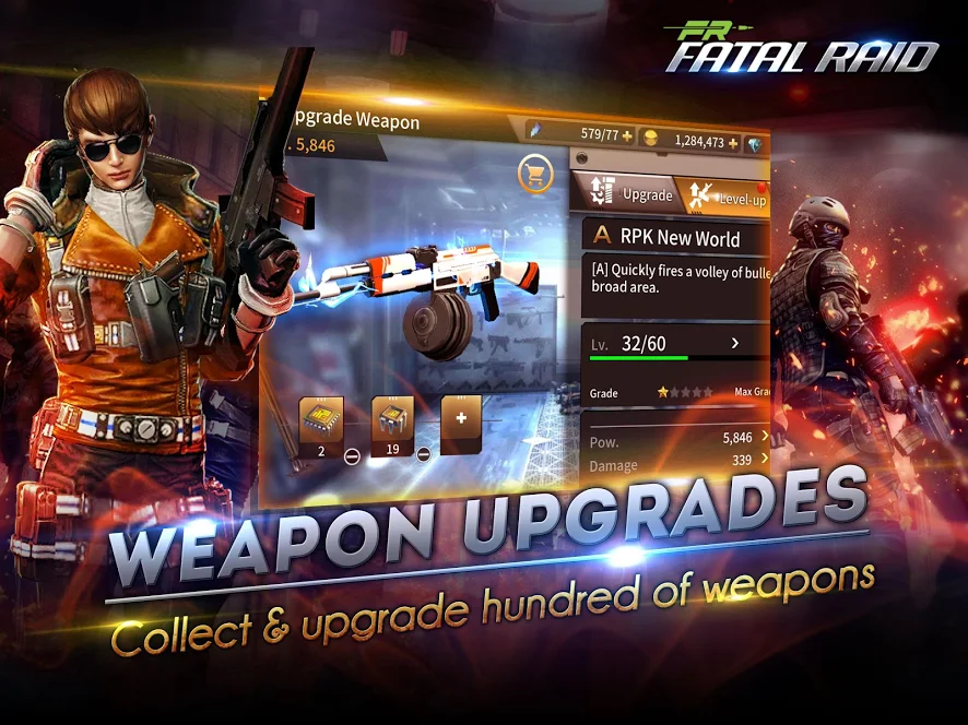 Fatal Raid - SEA Invasion V1.5.588 Download For Android
