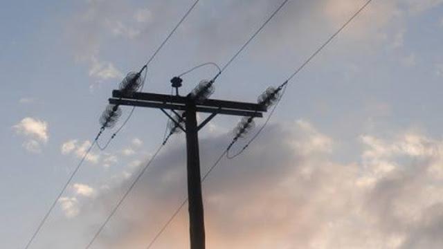 Διακοπή ρεύματος στον Αχλαδόκαμπο λόγω προγραμματισμένων εργασιών της ΔΕΗ
