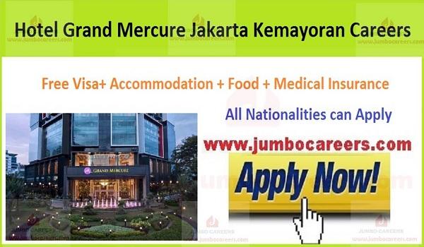 Hotel Grand Mercure Jakarta Kemayoran Careers 2020