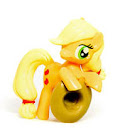 My Little Pony Chocolate Ball Figure Wave 2 Applejack Figure by Chupa Chups
