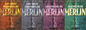 Saga literaria El joven Merlín - Cine de Escritor