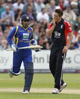 Mahela Jayawardene 72* - England vs Sri Lanka Only T20I 2011 Highlights