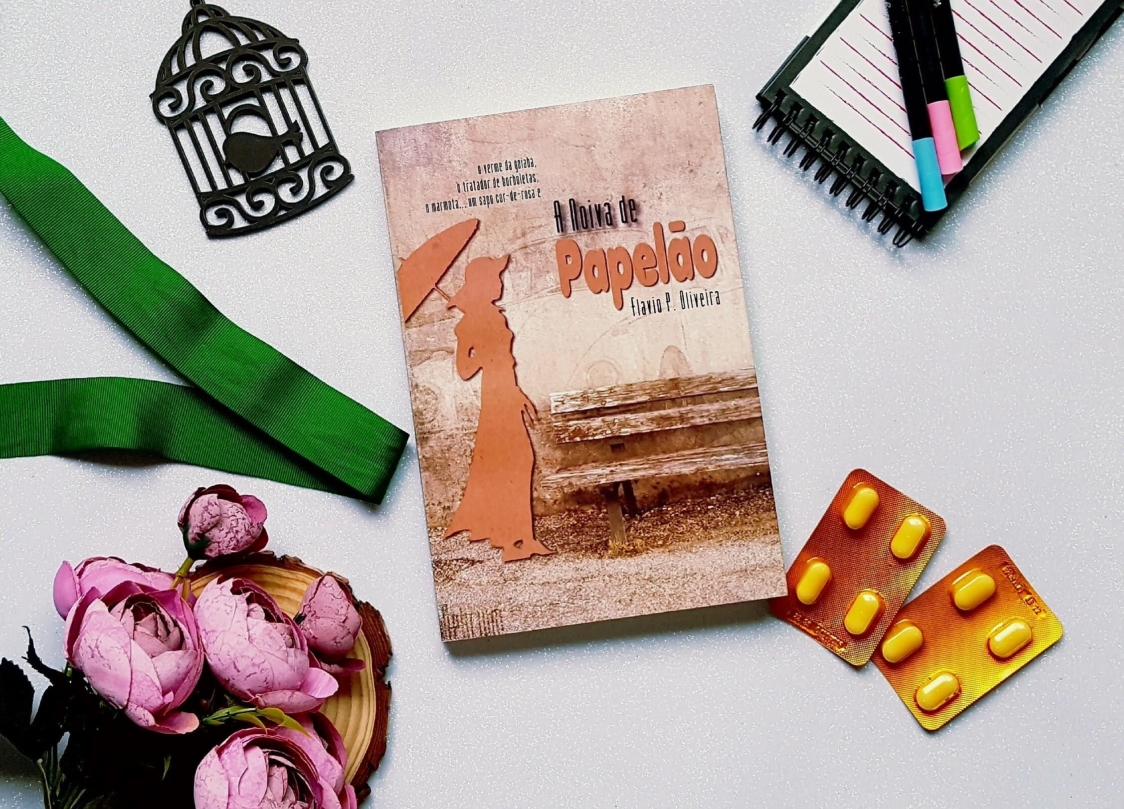 A noiva de papelão | Flavio P. Oliveira