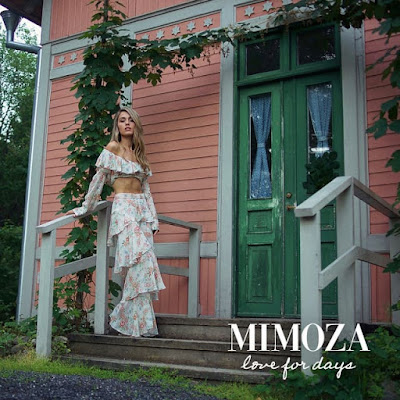 "Mimoza Unveils New Single ""Love For Days"""