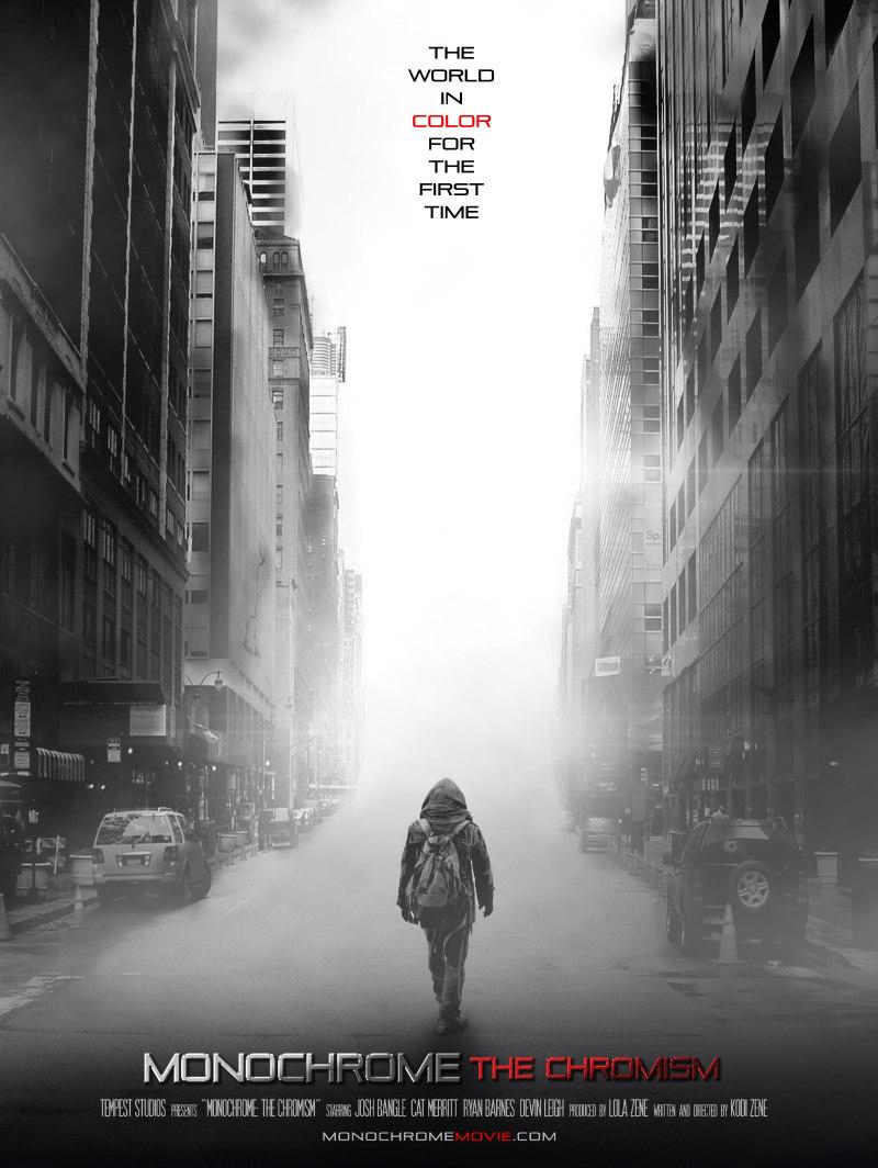 Monochrome: The Chromism poster