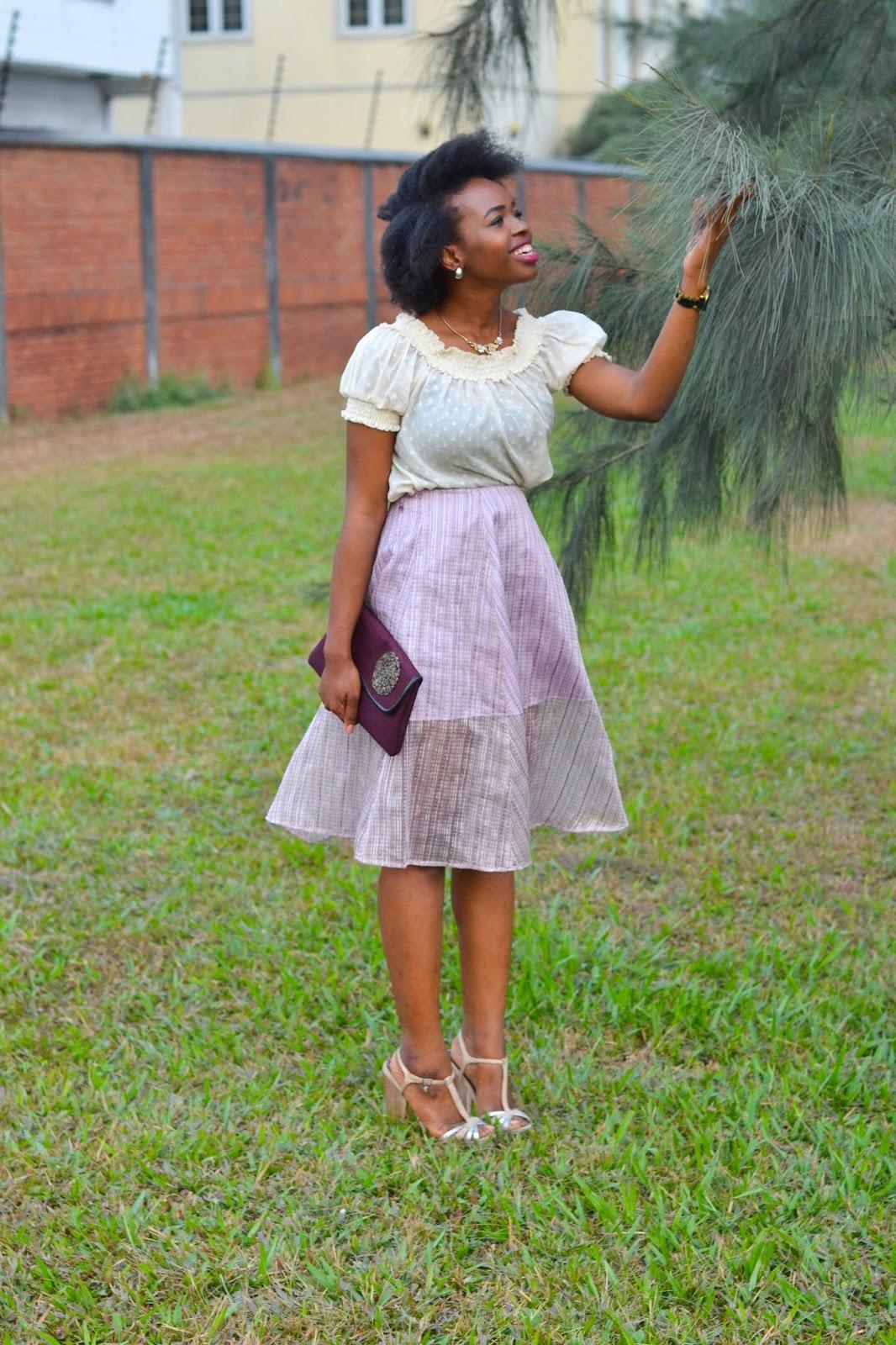 2017 Nigerian Fashion Blogger
