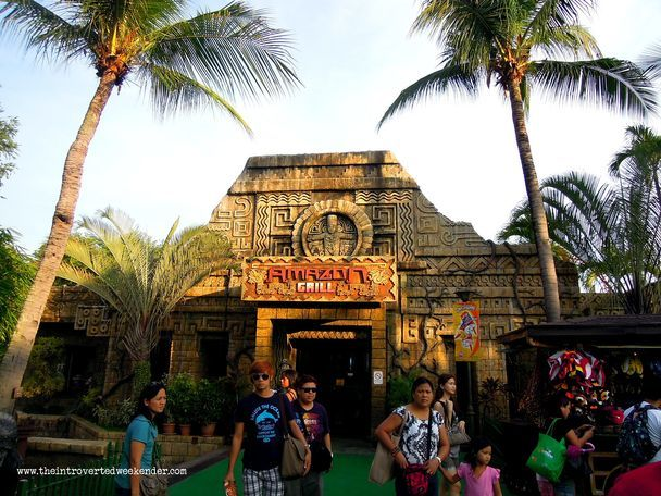 Amazon Grill at Enchanted Kingdom