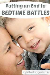 Putting an end to your child's bedtime battles