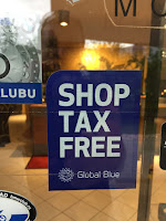TAX FREE shopping at TOURATECH-CZ store