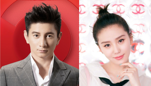 Nicky Wu Liu ShiShi dispel divorce rumors