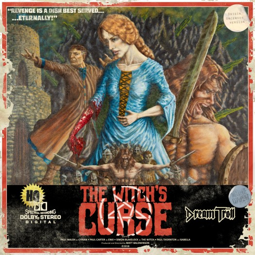 Metal Bandcamp: Dream Tröll - The Witch's Curse