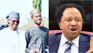 "El-Rufai's Son Comments On Shehu Sani Arrest ""I Was Trained To D£stroy My Opponent"""