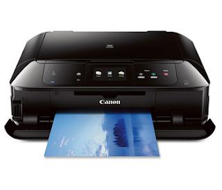Canon PIXMA MG7500 Setup & Driver Download