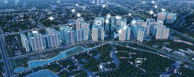 Thành phố thông minh đầu tiên tại Việt Nam
