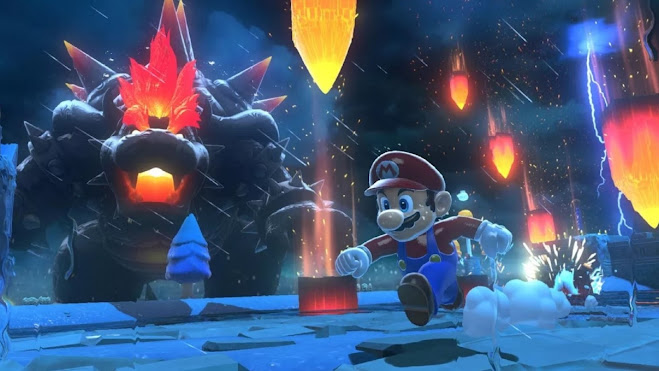 Super Mario 3D World + Bowser's Fury available for Nintendo Switch game console