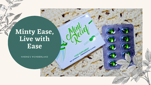 MINT RELIEF: Mint Ease, Live with Ease