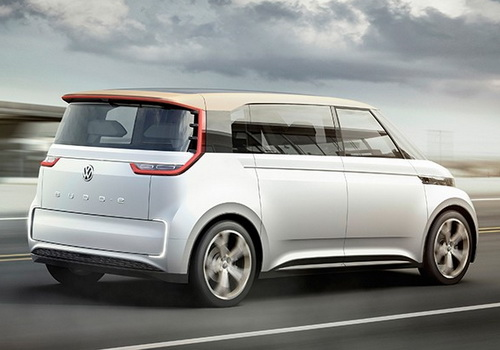 www.Tinuku.com Volkswagen Group brings new platform electric cars to Paris Motor Show