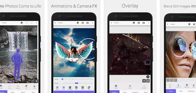 aplikasi foto animasi gratis terbaik Android-4