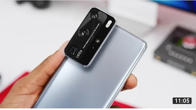 Huawei p40 pro review & specifications