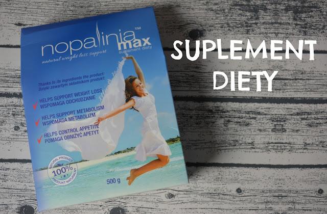 SUPLEMENT DIETY/ NOPALINIA
