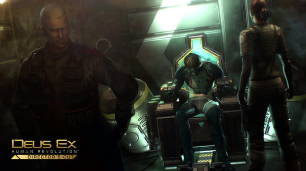 Download Deus Ex Human Revolution PC