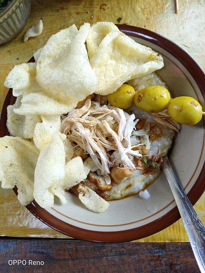 Bubur Ayam Mang Agus