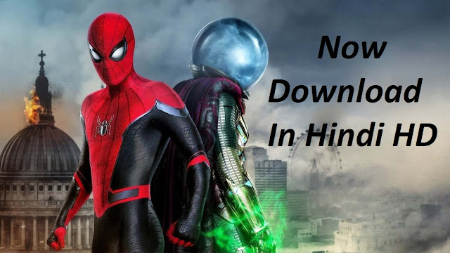 Spider man far from home Movie Download By- Tamilrockers