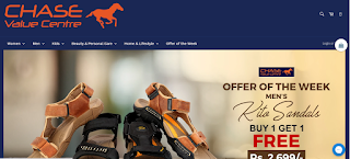 Chasevaluecentre.com website
