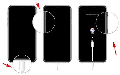 طريقة فتح جهاز الآيفون إذا نسيت كلمة المرور أو إذا كان معطل