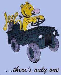 ¿Por qué se llama Jeep?