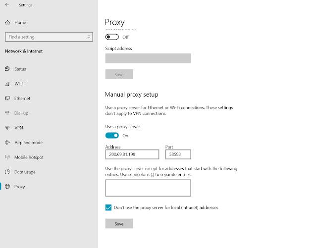 ما هو البروكسي Proxy والفي بي إن VPN والفرق بينهما