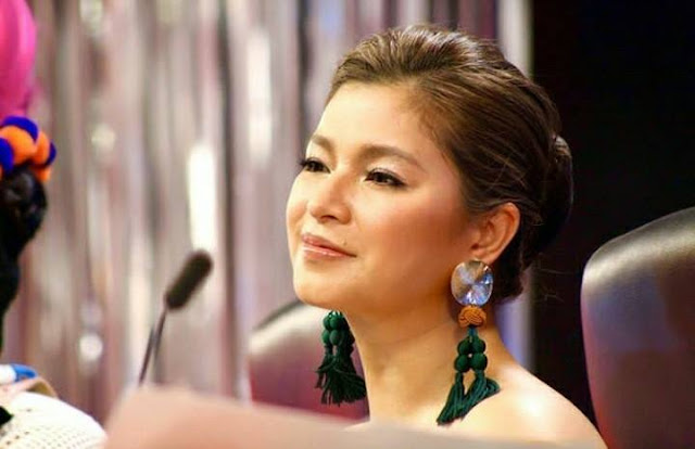 Angel Locsin Thanks The KBP Golden Dove Awards For The Recognition She Received