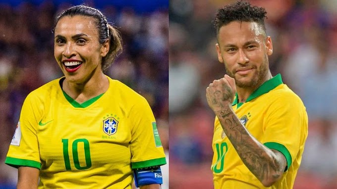 Brazil announces equal pay for men's and women's football teams
