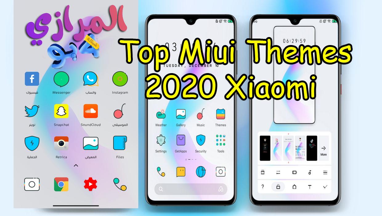 Top Miui Themes Xiaomi 2020