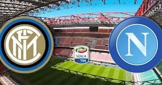 Наполи - Интер смотреть онлайн бесплатно 06 января 2020 Наполи Интер Милан прямая трансляция в 22:45 МСК.