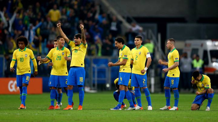 Copa America Quarter Final  2019 Brazil vs Paragual : Brazil scarcely escapes Paraguay in shootout