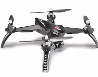 Spesifikasi drone mjx B5w