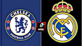 ريال مدريد ضد تشيلسي