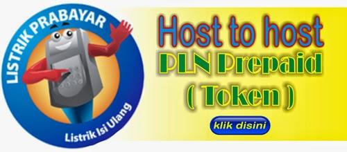 Suplayer Host to Host Token PLN Terlengkap & Termurah By antaREFILL