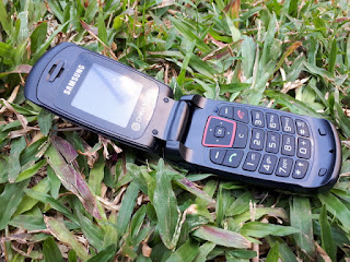 Hape Jadul Samsung Anycall SGH-CC01 Flip Mulus Langka
