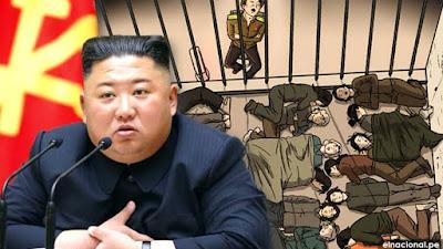 """Revelan brutal sistema de prisión preventiva en Corea del Norte: """"Peor que a animales"""""""