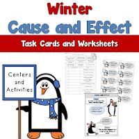 Winter Cause and Effect Unit