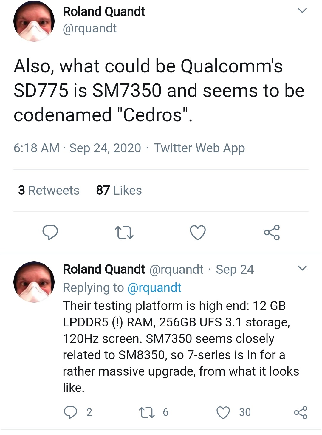 Qualcomm Snapdragon 775G 6nm will outperform Qualcomm 8 series processors