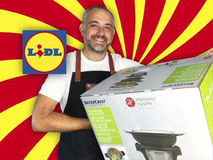 10 consejos para tu primer día con el robot Monsieur Cuisine Connect del LIDL