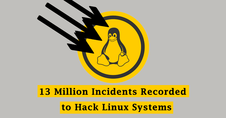13 Million Security Incidents Were Attempted to Hack Linux Systems in 2021