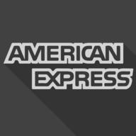 american express shadow button
