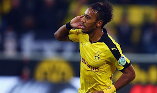 Liverpool to fight PSG for Aubameyang deal