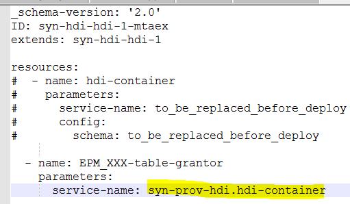 sap xs advanced developer guid