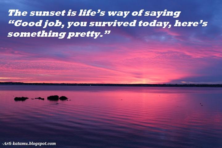 29 Kata Senja Quotes Sunset Bahasa Inggris Dan Artinya Arti Kata